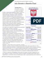 História da Polônia Dinastia Piast