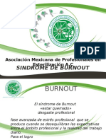 Síndrome de Burnout (Fabiola )