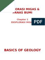 Chapter 1 - Eksplorasi Migas