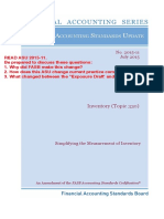 FASB ACCOUNTING DOCUMENT