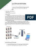 Gsm & Gps Module