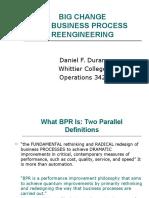 BPR Overview