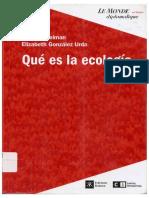 FOGUELMAN 2009 - Qué Es La Ecología - Comunidades