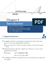 DSP-Chapter0 Student 22062015