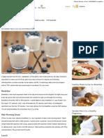 1700 Calorie Diet | LIVESTRONG.COM