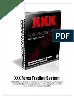Amazing forex system pdf