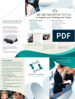 Johnston Consulting Brochure