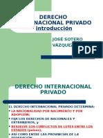 1 Dcho Int Pvdo Introducción