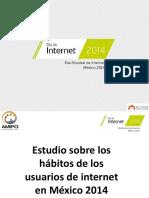 Estudio Hábitos Del Internauta Mexicano 2014 v Socio Senior