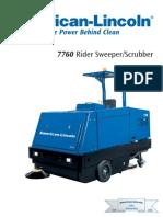 Rider Floor Sweeper Scrubber | Sweepers Australia