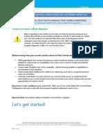 Joomla Migration Checklist - US Joomla Force