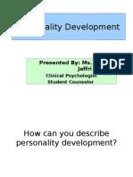 Personality Development 2