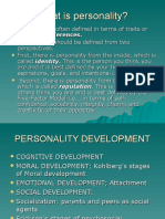Personality Development 3
