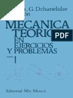 Mecanica Teorica Ejer y Problemas Tomo1