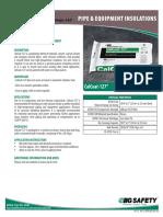 CalCoat-127 Data Sheet