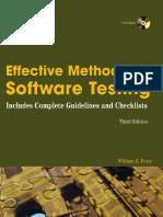 Effective Methods for Software Testing2