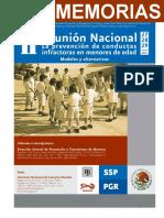 Memorias 2a Reunion Nacional 2007