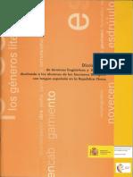Diccionario Terminos Literarios 2005