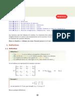 Ch Matricesmatriuce