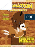 Animation.magazine.20 03. .Mar.2006. .the.natural.charms.of.Kirikou.and.the.wild.Beasts