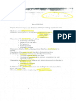 Oea - Seismic Calculation Note (Type of Resisting Elements)
