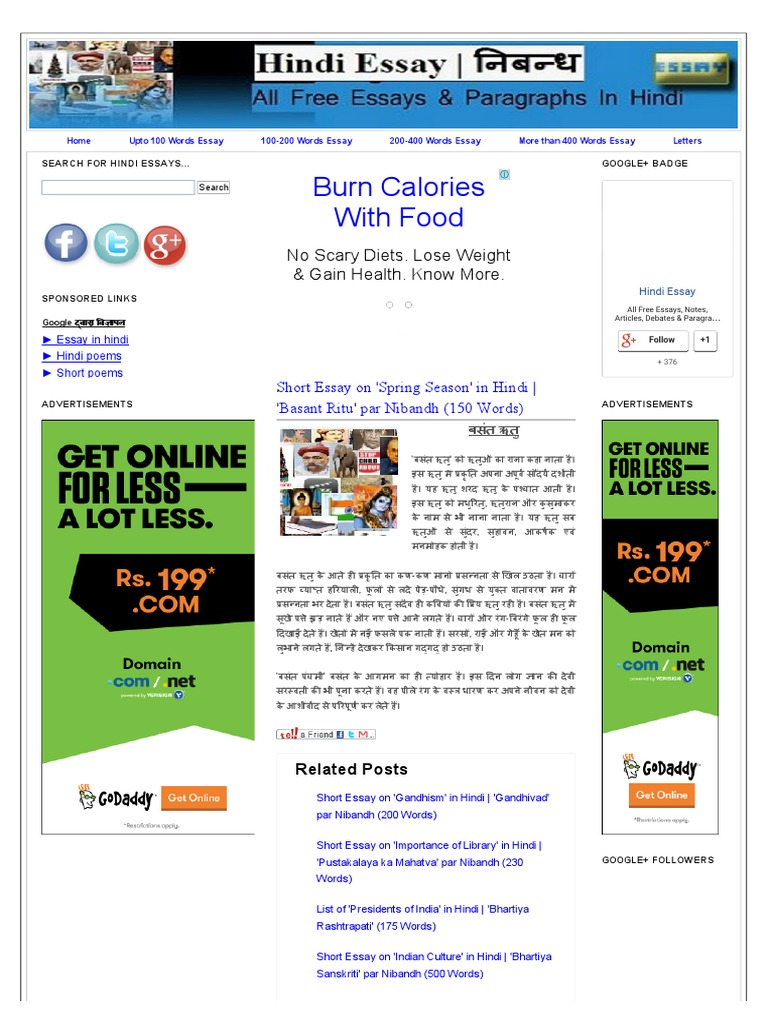 500 word essay advertising
