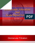ARF and Glomerular Filtrationedited