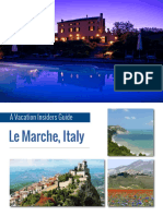 Marche Italy Insider Guide