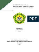 Asuhan Keperawatan Osteoartritis Pada Lansia.docx