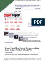 RIPOFF REPORT REGARDING PLAINTIFF'S ATTORNEYS