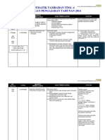 193420278 Form 4 Add Maths Annual Scheme 2014
