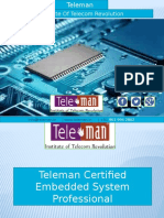 Teleman Certified Embedded System Training Courses in Mumbai | Teleman India