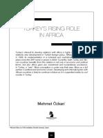 Turkeys Rising Role in Africa Winter 2010 En
