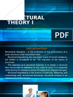 Introduction to Structural Theory
