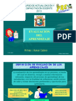 2013 - 6 Evaluación del aprendizaje [Modo de compatibilidad].pdf