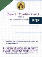 DERECHO CONSTITUCIONAL I (España).pps