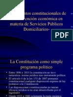 FUNDAMENTOS CONSTITUCIONALES.pps