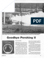 """""""Goodbye Pershing II"""". Soldiers (United States Army)"""