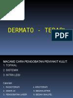 Dermato - terapi (2)