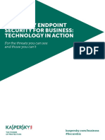 Kaspersky Technology in Action Whitepaper