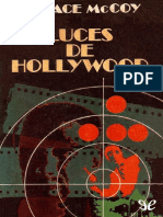 Luces de Hollywood - Horace McCoy