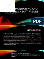 Device Monitoring and Managing Heart Failure