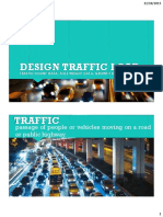 Design Traffic Load