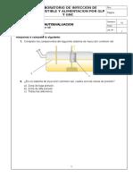 Autoevaluacion. Limpieza de Inyectores Common Rail