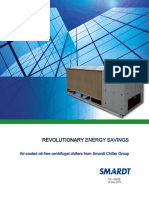 Smardt Oil Free chiller