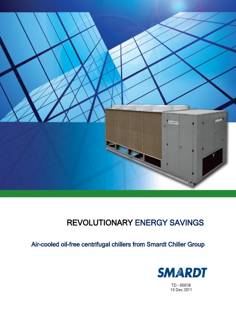 Smardt Oil Free chiller | Gas Compressor | Electrical Wiring