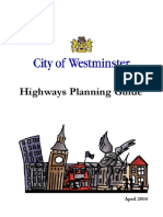 Highways Planning Guide