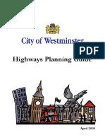 Highways Planning Guide