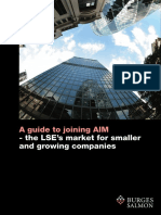 A Guide to Joining AIM