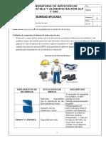 3. Seguridad. Comprobación Del Sistema de Inducción de Aire